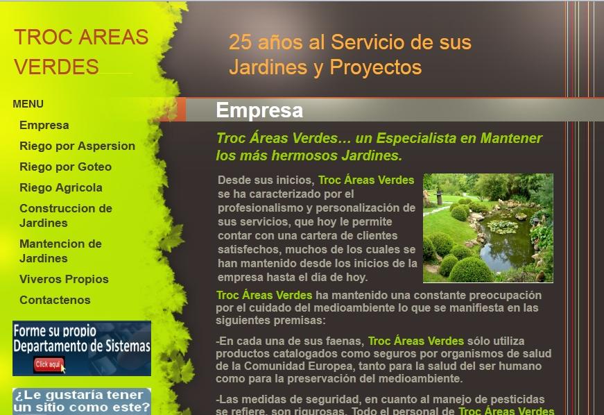 Crear Pagina Web con CreaSistemas.cl